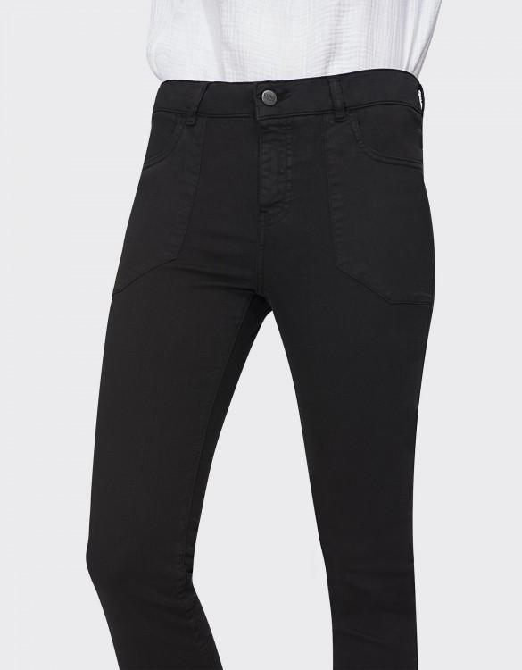 Street jean Vesper - BLACK DENIM