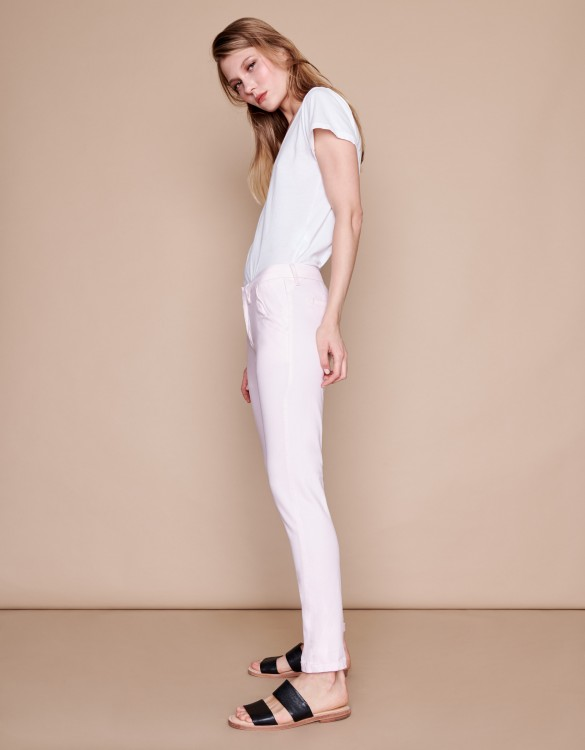 Chino Trousers Sandy Basic 2 - ROSE PALE
