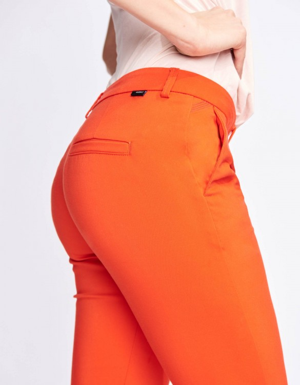 Pantalon Cigarette Lizzy Color - PAPAYE