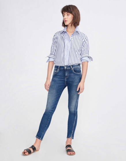 Skinny cropped jean Daytona - DENIM V-34