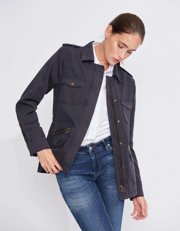 Jacket Colonel - CARBONE