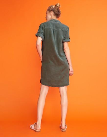 Robe Cora - CARBONE