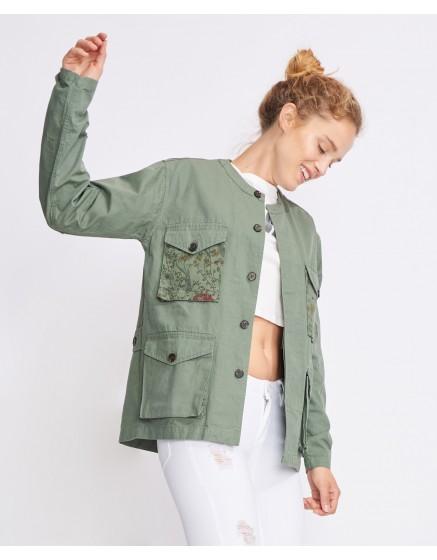 Virgil jacket - VINTAGE KAKI