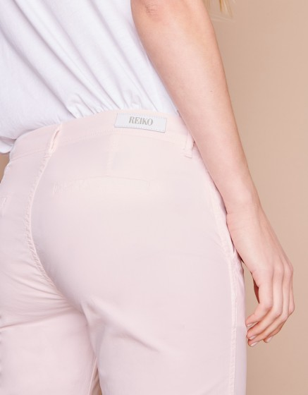 Chino trousers Pam - ROSE PALE