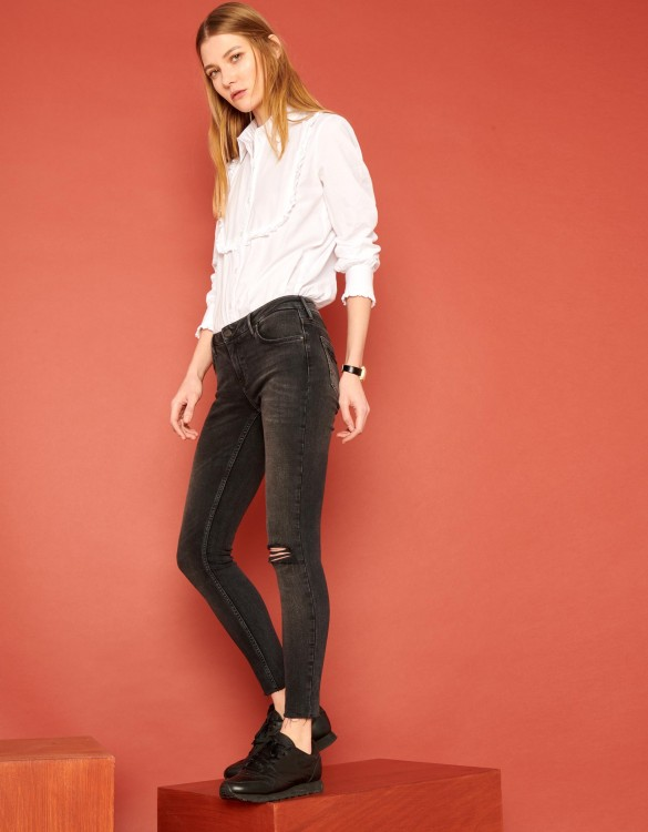 Skinny cropped jean Lily - DNM BL-13