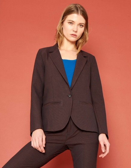 Veste blazer Blair Fancy - COPPER DOTS