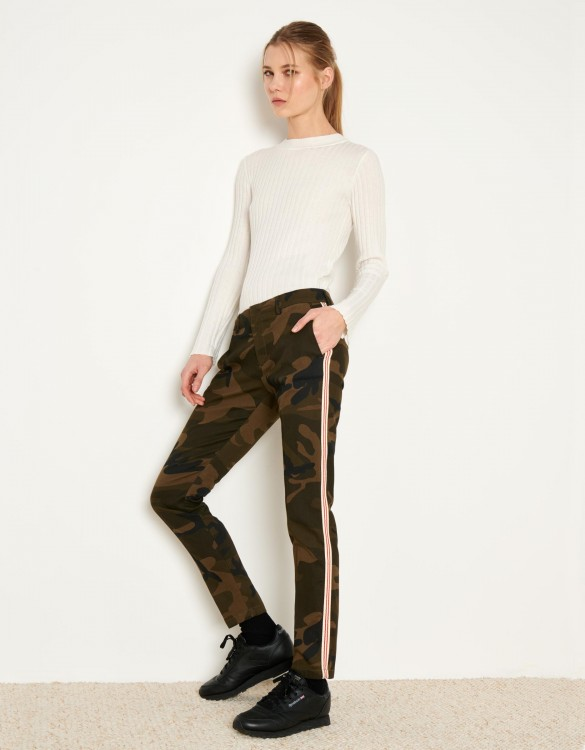 Pantalon cigarette Lizzy Fancy - HERRING ARMY