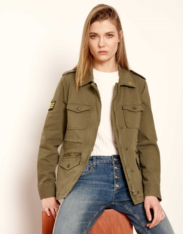 Veste Colonel Patch - KAKI