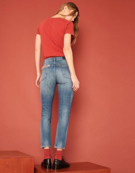 Jean taille haute Harlem - DNM GRUNGE