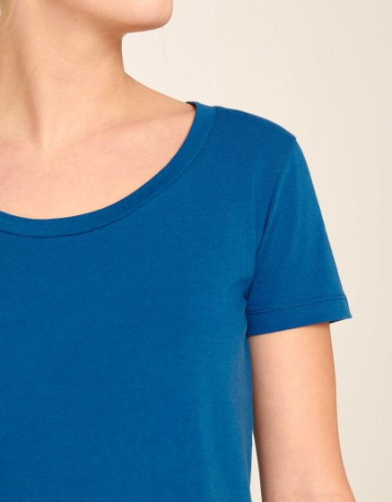 T-shirt Ted - VICTORIAN BLUE