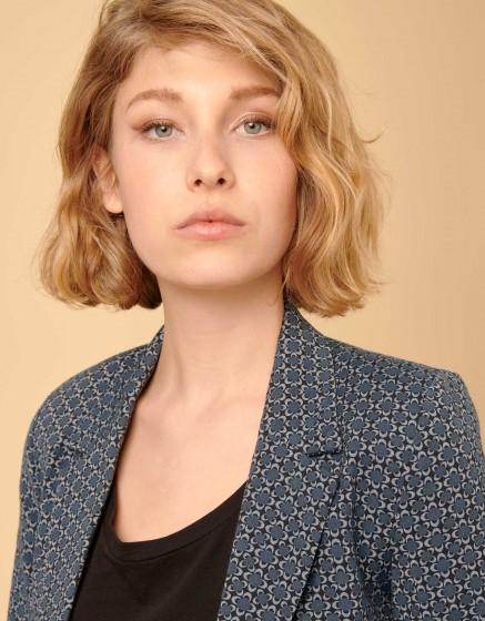 Blazer jacket Blair Fancy - NAVY FLOW