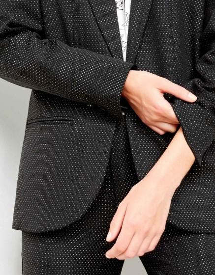 Veste blazer Blair Fancy - GREY DOTS