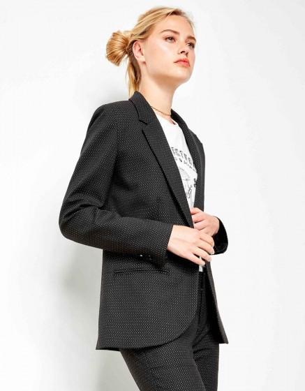 Blazer jacket Blair Fancy - GREY DOTS