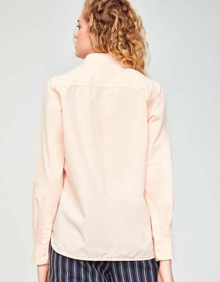Shirt Carlo Color - POUDRE