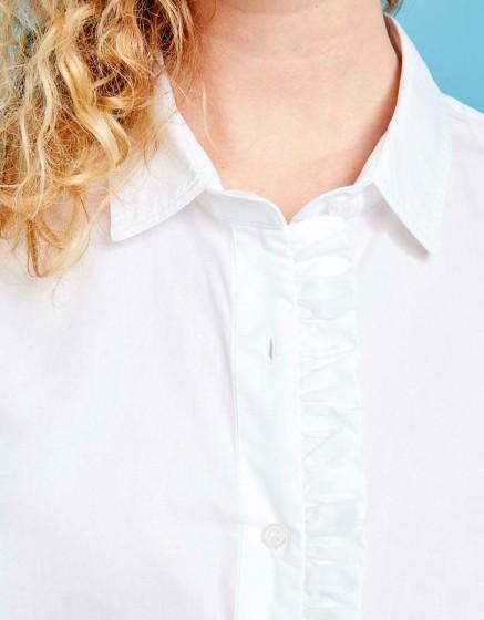 Shirt Carlo Fold - WHITE