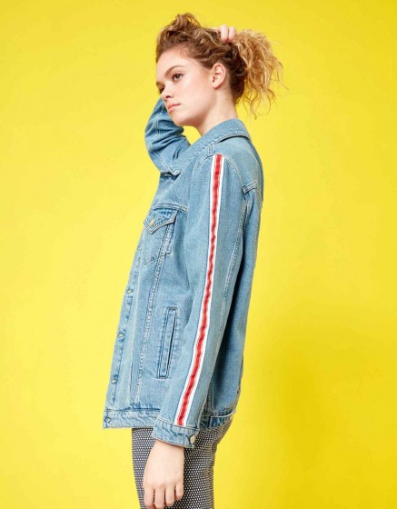 Denim Jacket Vicky Herring - DNM V-69
