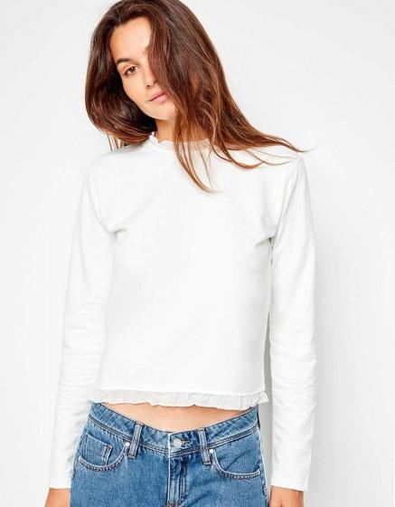 Pullover Sydney - WHITE