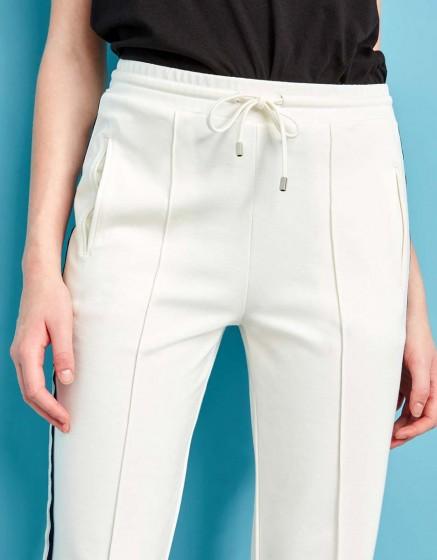 Street trousers John Herring - WHITE