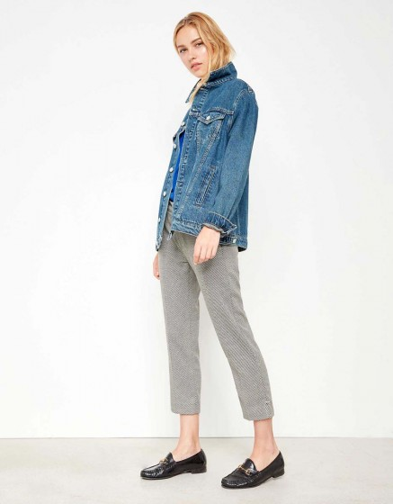 Pantalon cigarette Cropped Laura Fancy - DROPS