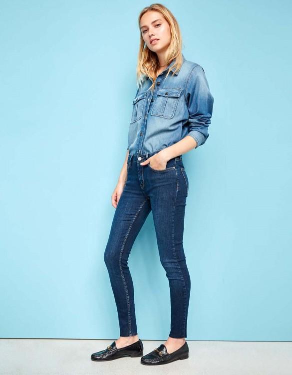 Jean skinny cropped Lily - DNM B-20