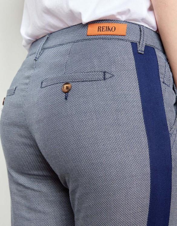 Pantalon chino Sandy Fancy - HERRING RICE