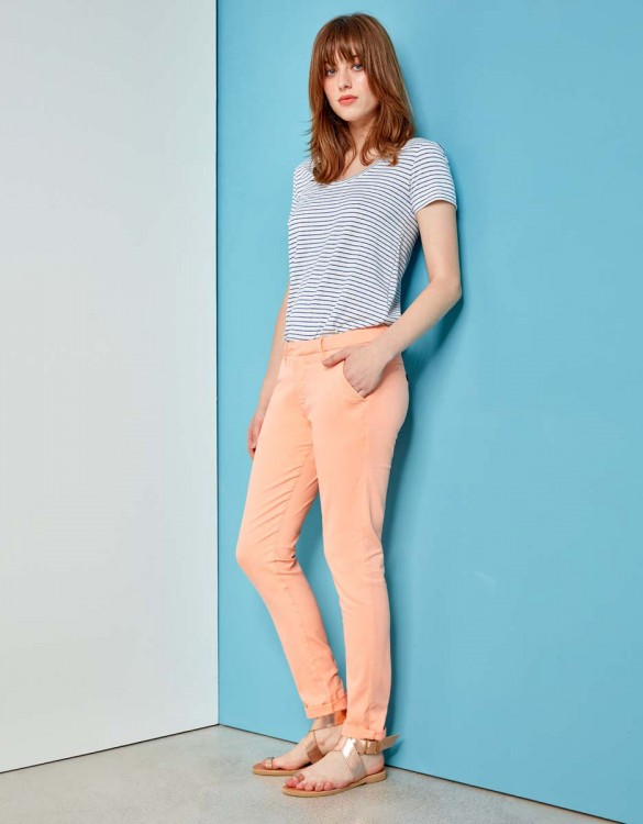 Chino Trousers Sandy - SORBET