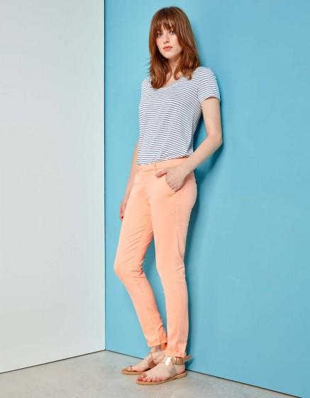 Pantalon chino Sandy - SORBET