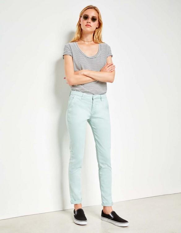 Pantalon chino Sandy - GLACIER