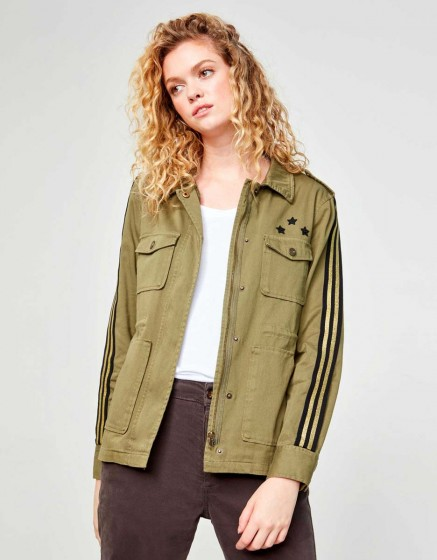 Jacket Major Herring - KAKI