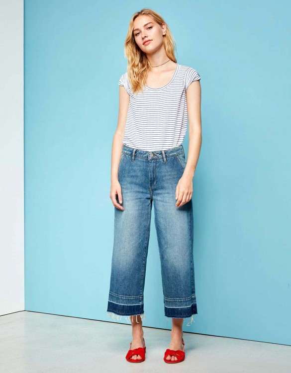 Jean wide cropped Nathan - DNM V-65