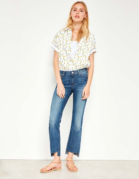 Jean straight cropped Prue - DNM B-21