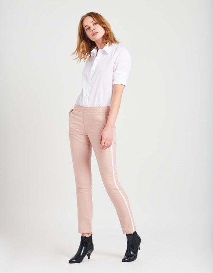 Pantalon street Elvin Fancy - OLD ROSE
