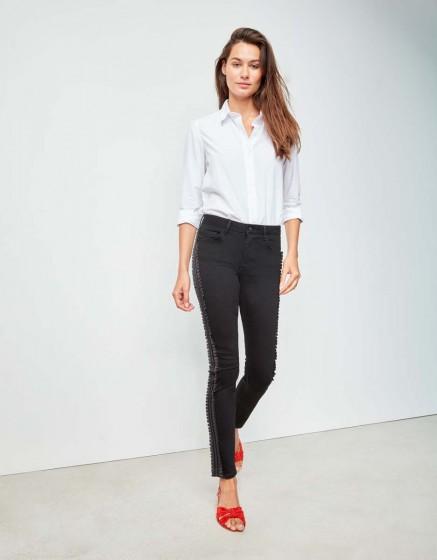 Jean skinny Noris Fold - DNM BLACK