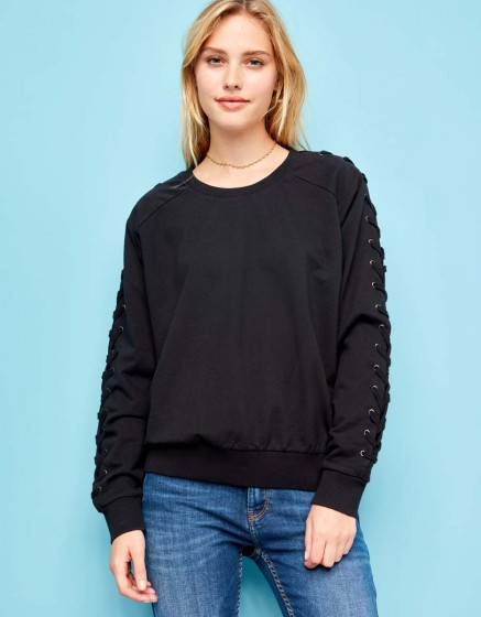 Sweat Pearly Rope - BLACK