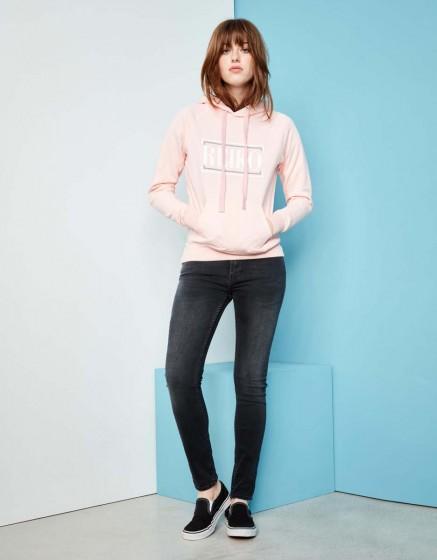 Sweatshirt Stanley - SWEET PINK