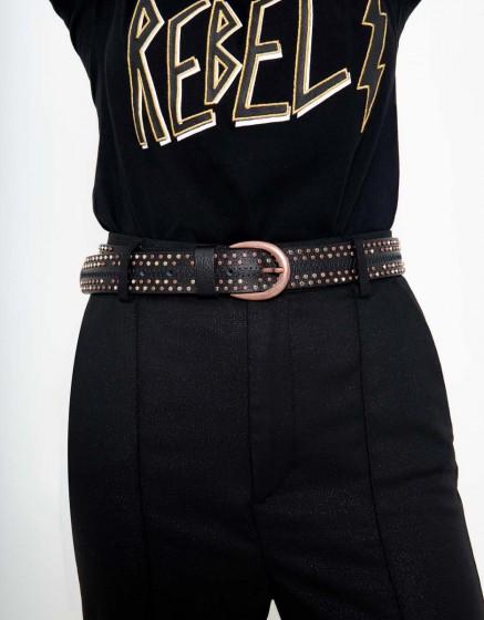 Belt Albin - BLACK