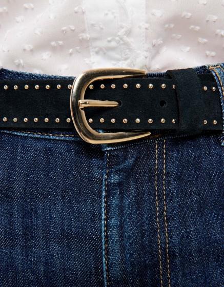 Belt Ange - BLACK