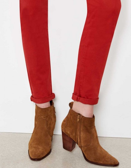 Chino Trousers Sandy - TERRE ROUGE