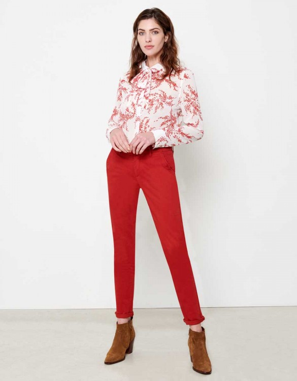 Pantalon chino Sandy - TERRE ROUGE