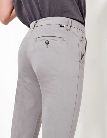 Chino Trousers Sandy - SILEX