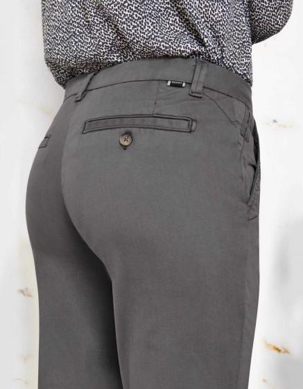Pantalon chino Sandy Skinny - ORAGE