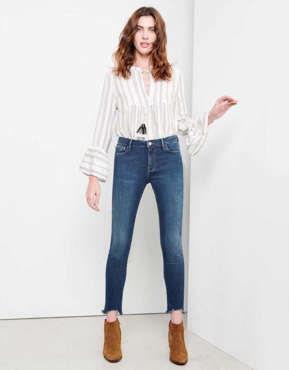 Jean skinny cropped Lily - DNM M-102