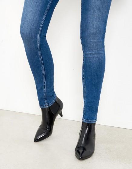 High waist jean Arnel - DENIM B-33