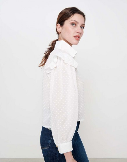 Shirt Carolina - WHITE