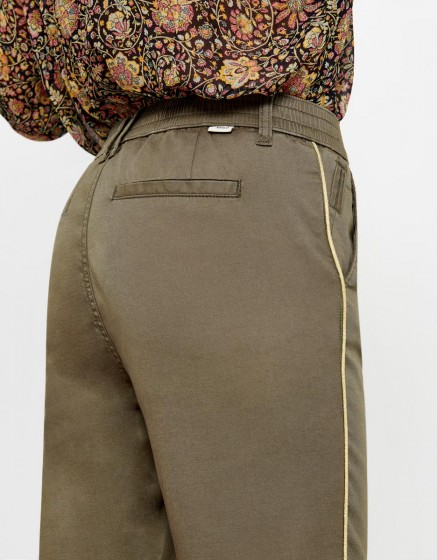 Chino Trousers Pati - KAKI