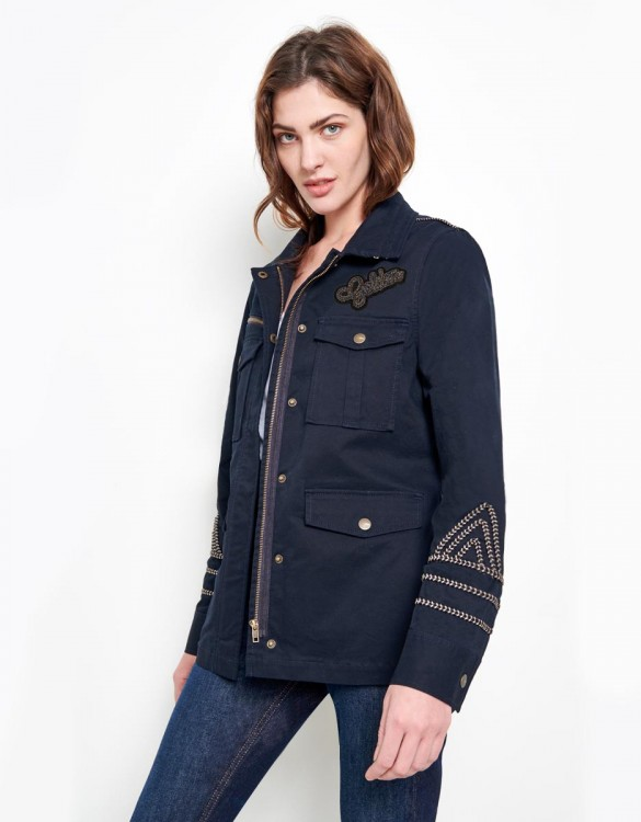 Jacket Laetitia - NAVY
