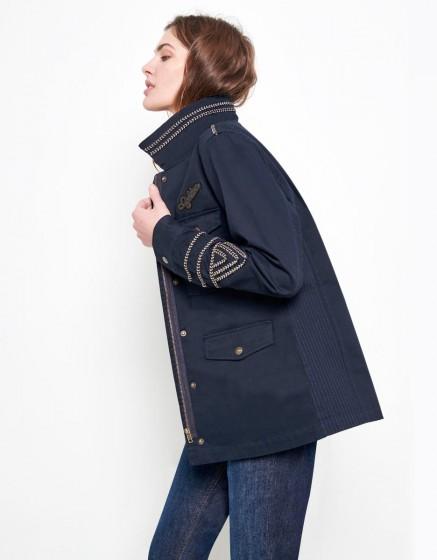 Jacket Laetitia - NAVY