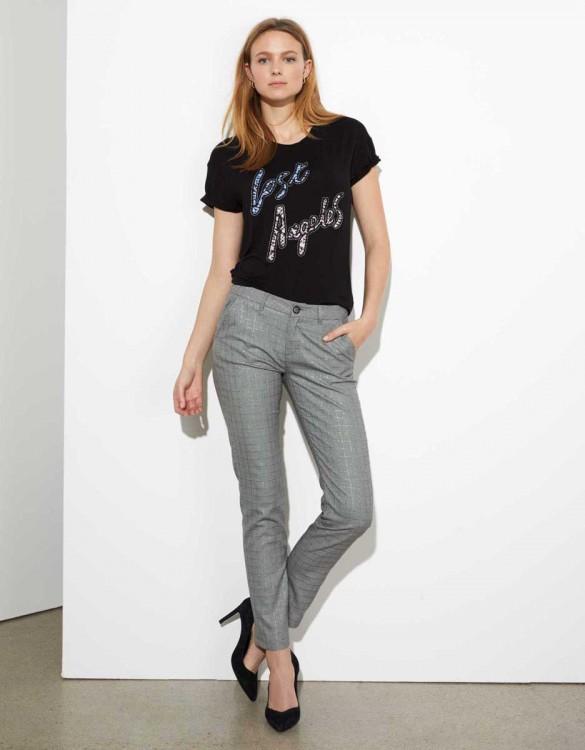 Pantalon chino Sandy Fancy - SILVER SQUARE