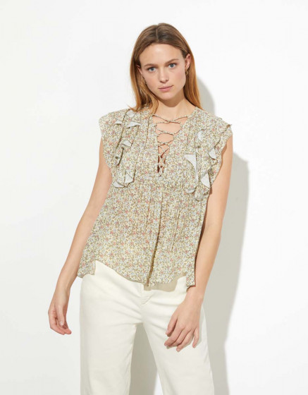 Blouse Barcelone - PASTELFLOW