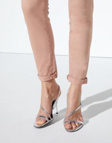 Chino trousers Sandy - PINKSAND